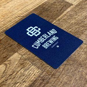Cumberland Brewing Business Card