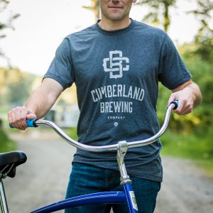cumberland brewery tshirt