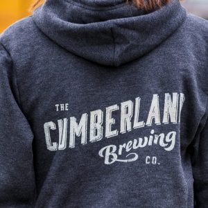 Cumberland Brewing Company Sweater Back
